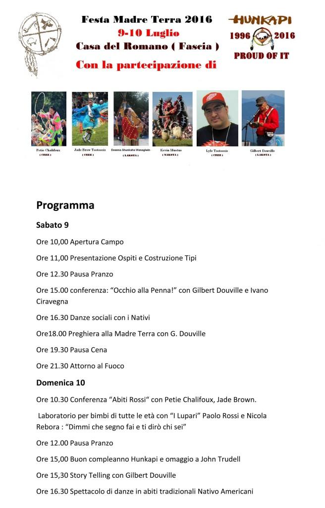 programma festa 2016