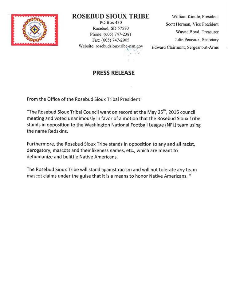 Rosebud Press Release